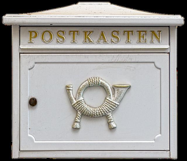 Kriterien eines Briefkastens